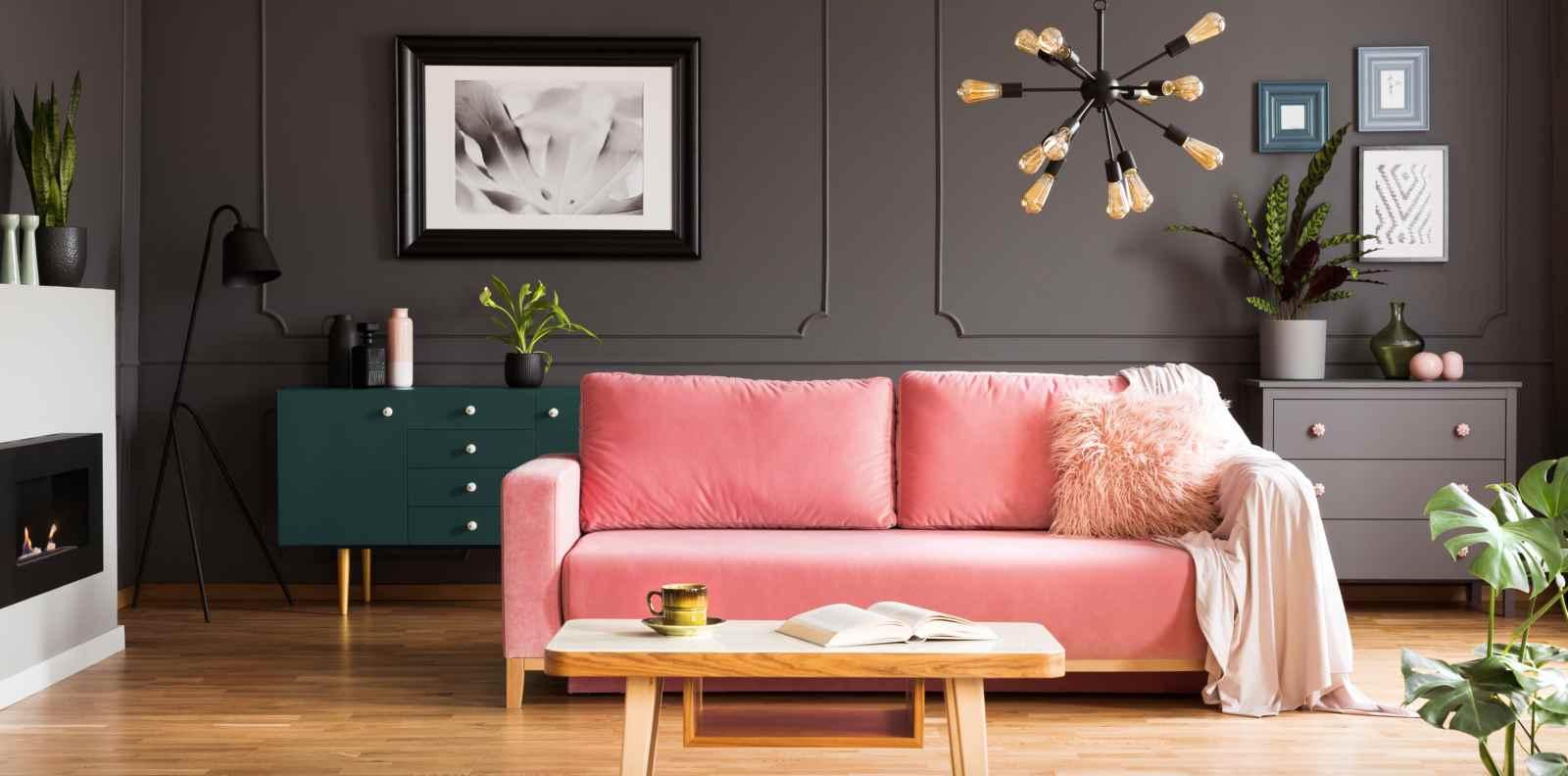 Couleur Mur Salon 2019 les couleurs tendance de l'année 2019 | blog oknoplast