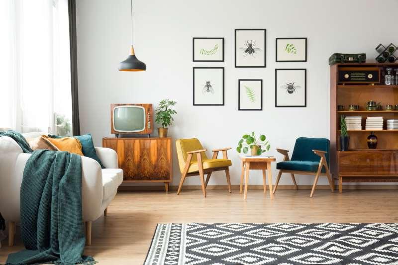 meubles anciens : comment introduire le style vintage ? | blog oknoplast