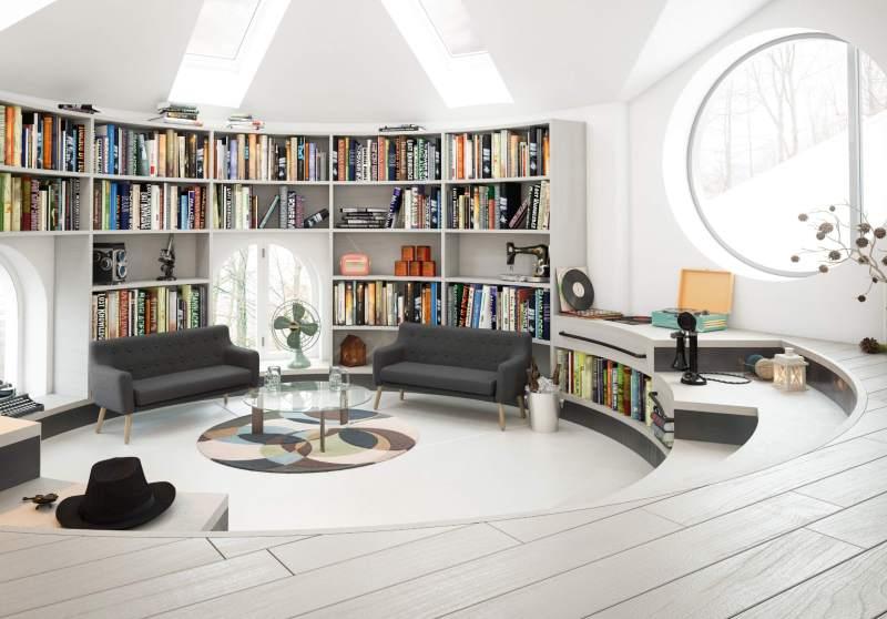Créer un espace bibliothèque