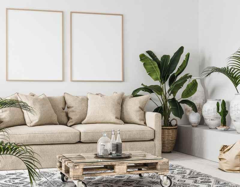 Interieur minimaliste Oknoplast