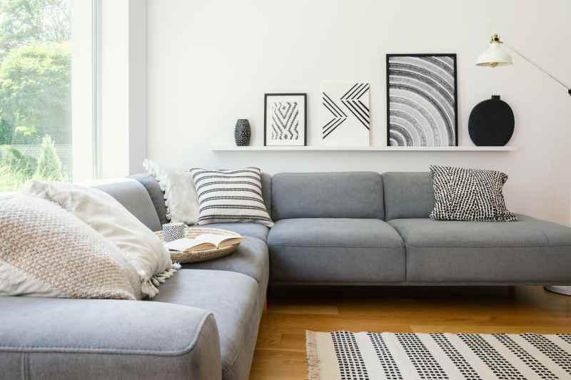 Interieur style scandi boho Oknoplast