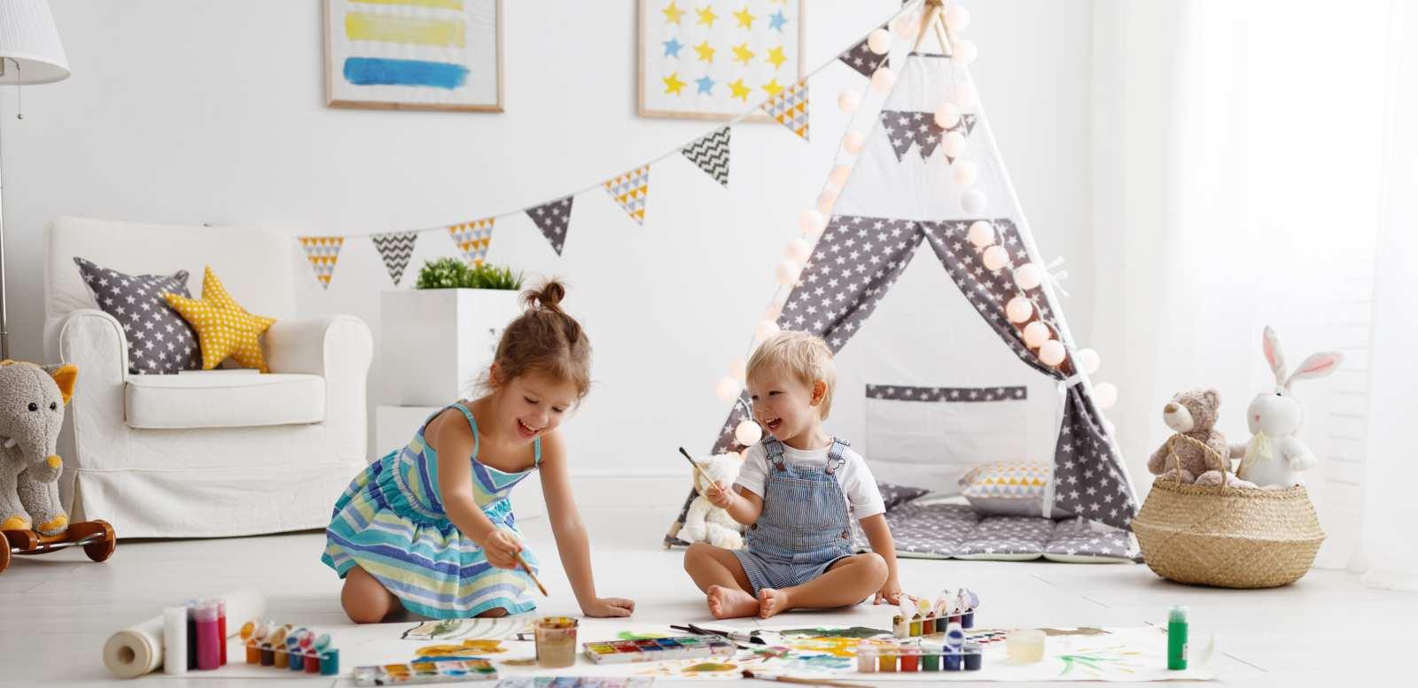 Comment meubler une chambre d'enfant