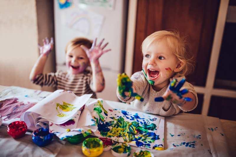 Peinture loisirs créatifs enfants