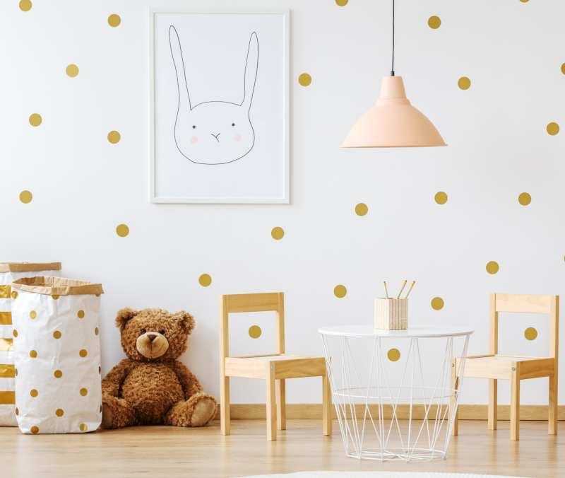 Papier peint chambre d'enfants