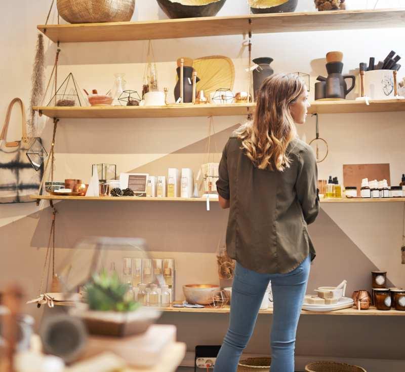Trouver accessoires mode maison
