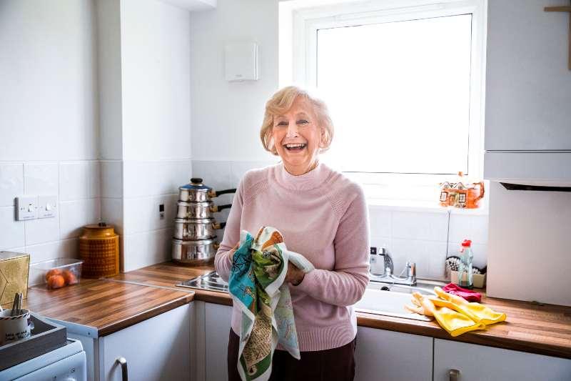 Cuisine adaptée aux seniors