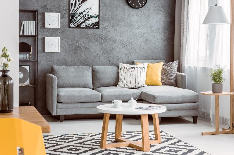 salon cozy OKNOPLAST