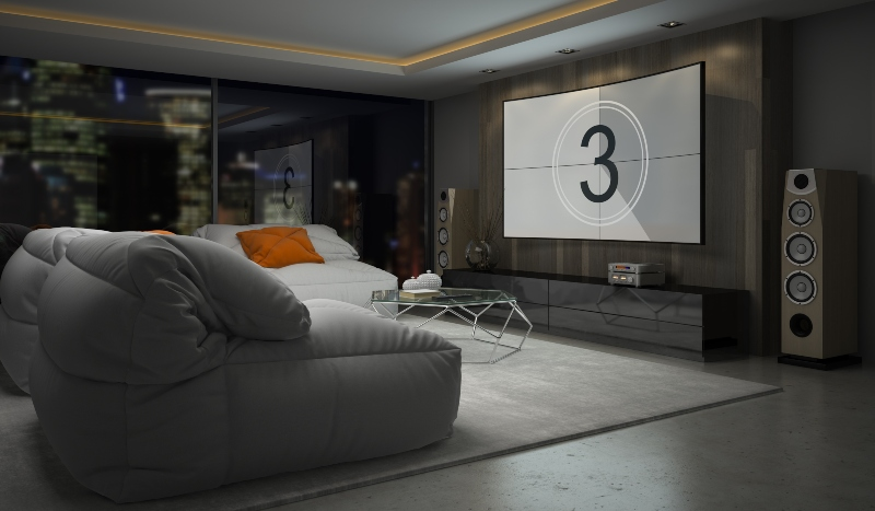Créer une salle multimedia