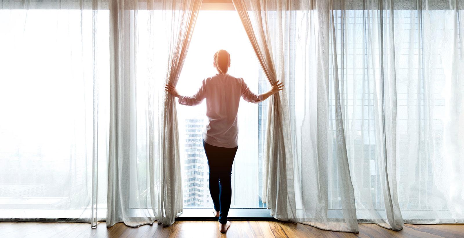 Comment Choisir Ses Rideaux 7 décorations de fenêtre - les tendances pour l'année 2020