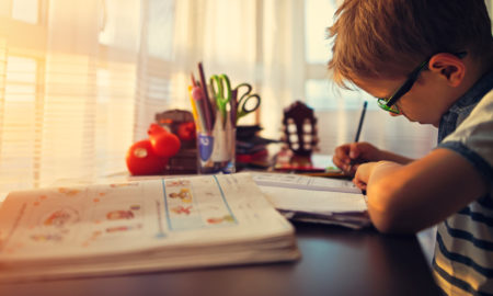 Espace apprentissage enfant