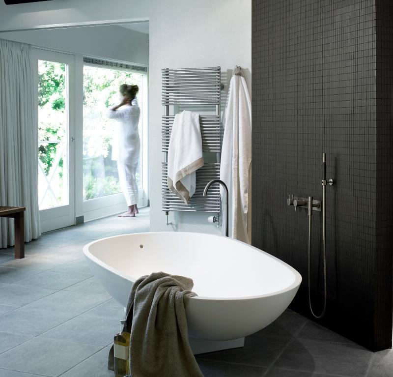 Salle de bain de luxe Oknoplast