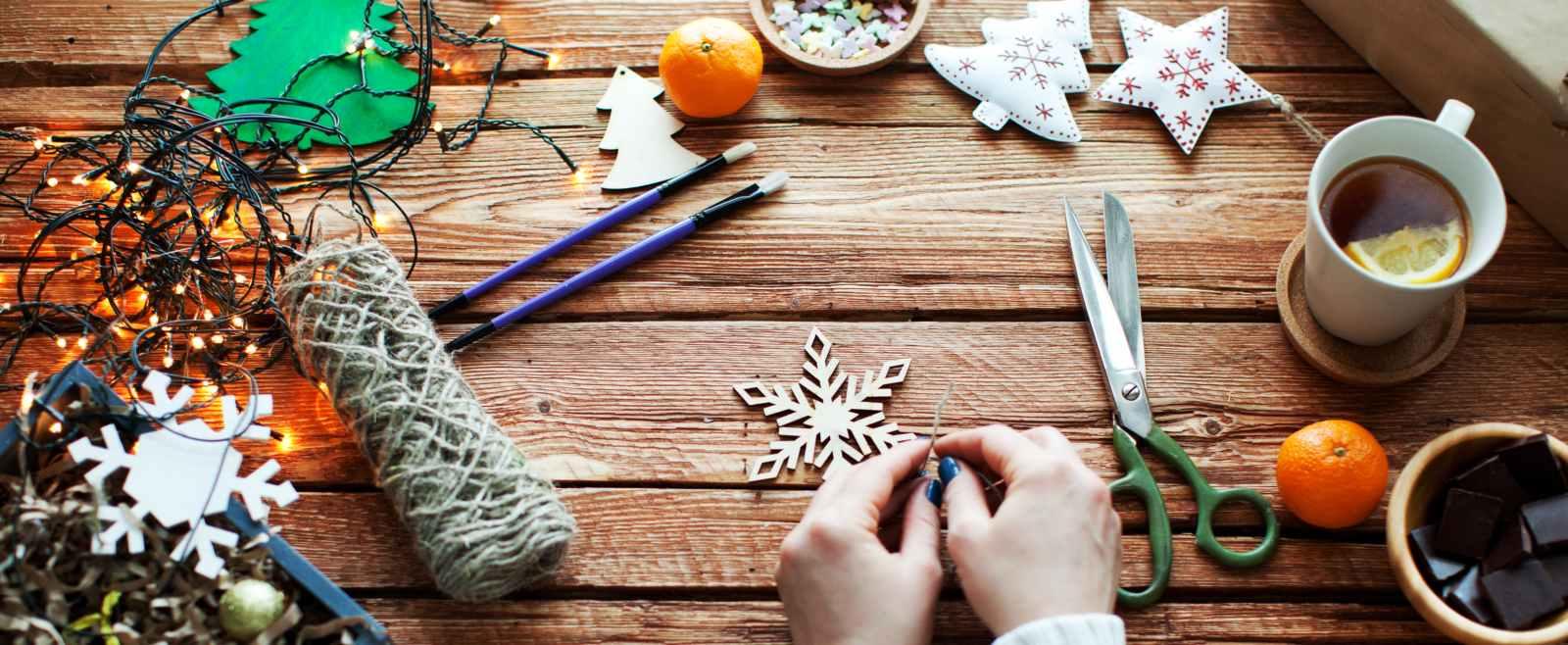 DIY décorations Noël
