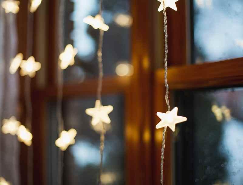 Guirlande lumineuse étoile