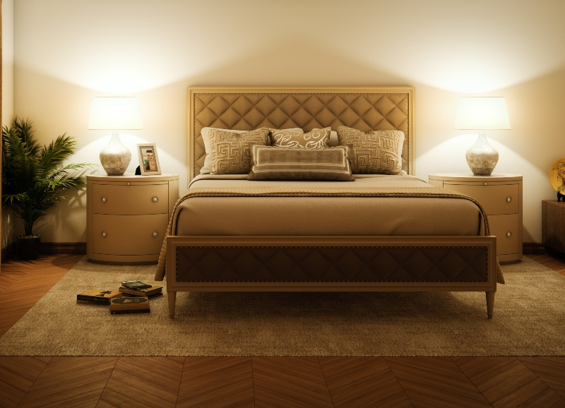 Chambre confortable Oknoplast