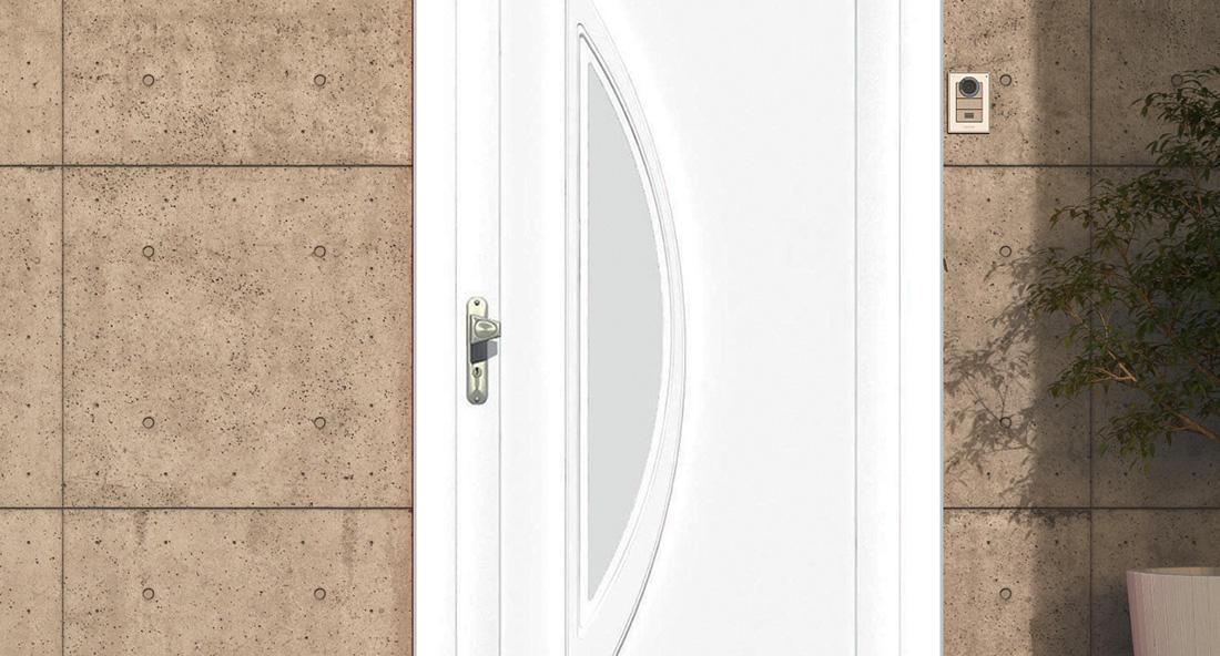 Résistance à l'effraction <p>Les portes d'entrée renforcées ont été pensées pour offrir bien-être et sérénité grâce à une sécurité optimale. La large gamme de portes d'entrée renforcées résiste à l'effraction…</p>