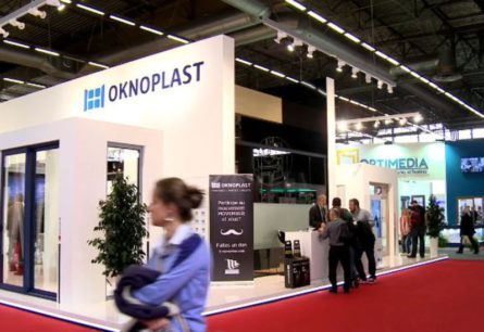 Batimat 2015 - Oknoplast & l'operation movember