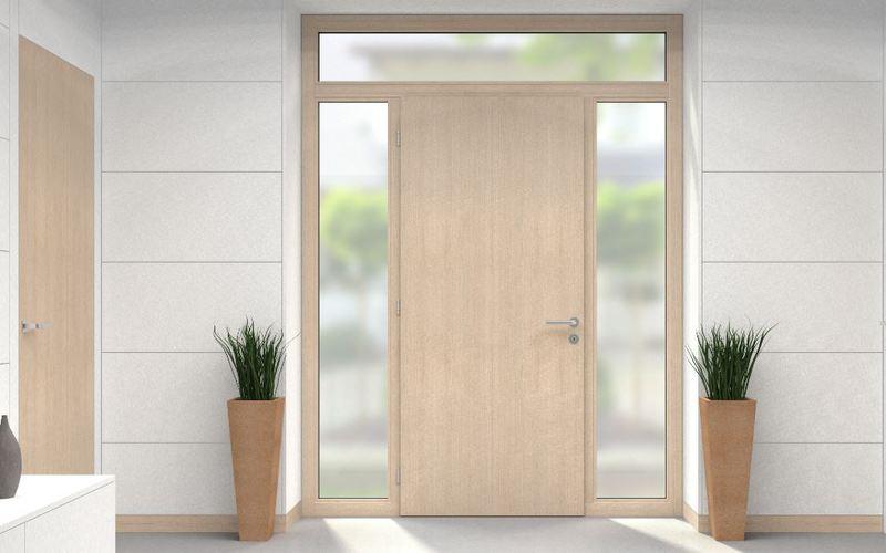La porte d'entree votre premier atout