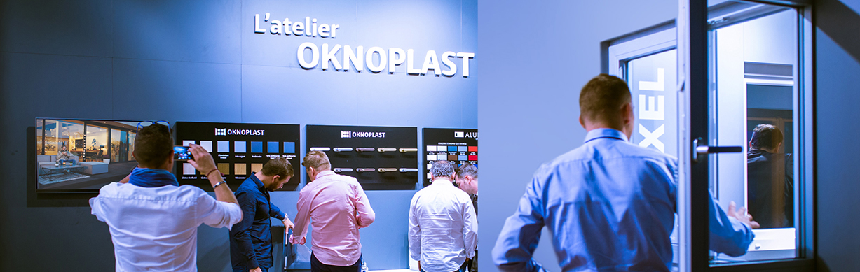 L'atelier OKNOPLAST Réseau Premium