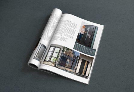 Côté Projets - La domotique au cœur de la maison