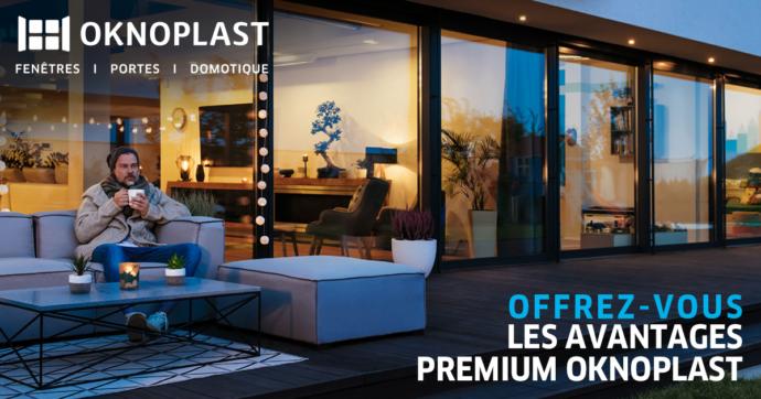 Campagne avantage premium Oknoplast